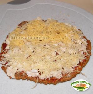 Фитнес-пицца