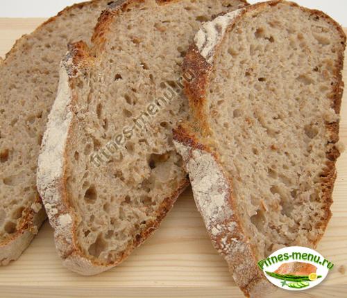 Ржаной хлеб - источник клетчатки