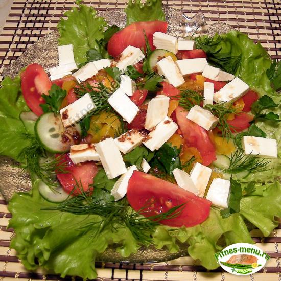 Градинарский салат