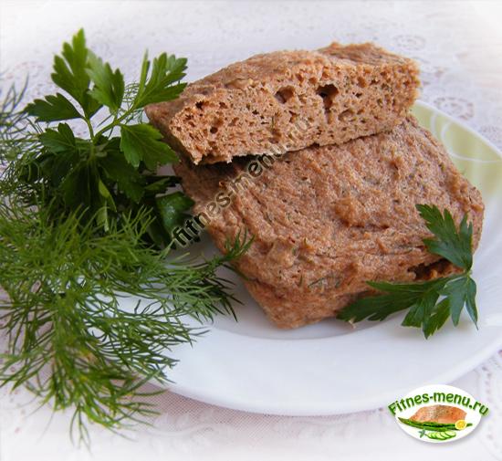 Творожный хлеб со специями