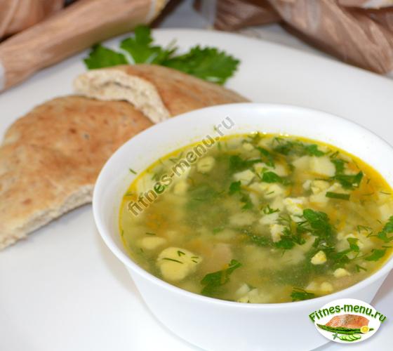 суп со звездочками